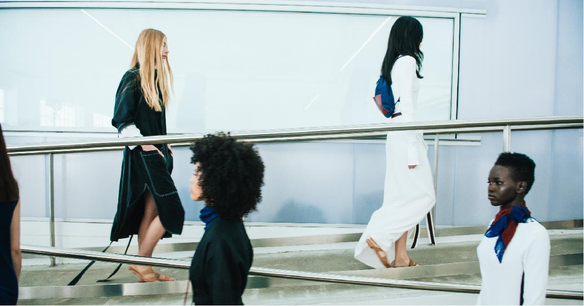 London Fashion Week & Clienteling Software – a match made on the runway